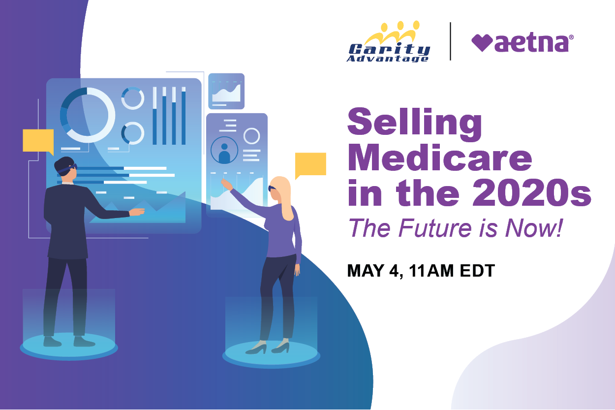 Selling Medicare in the 2020s May 4, 11AM EDT