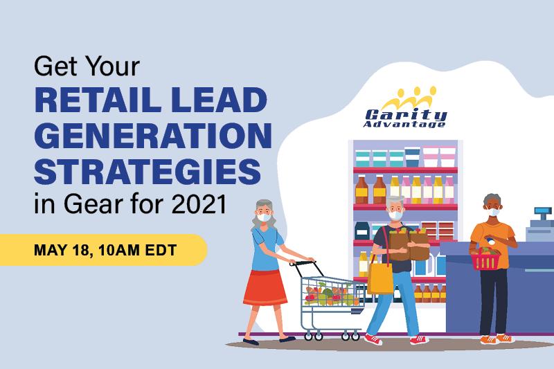 Webcast: Retail Lead Gen
