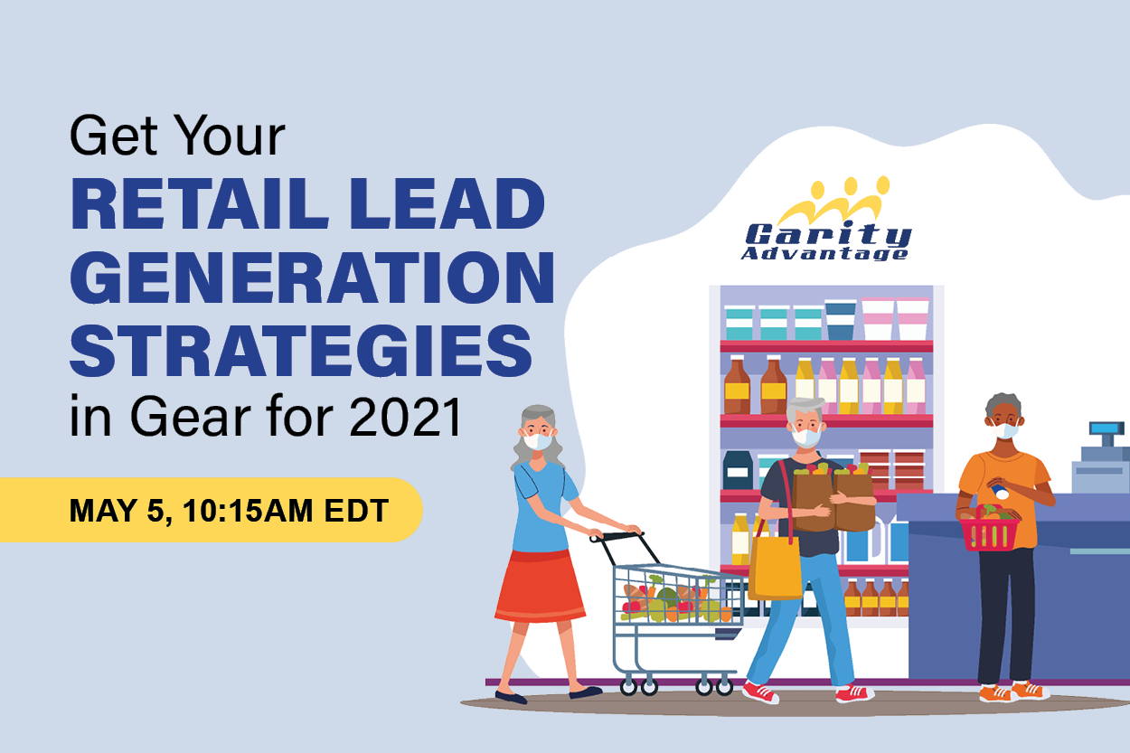 Webcast: Retail Lead Gen