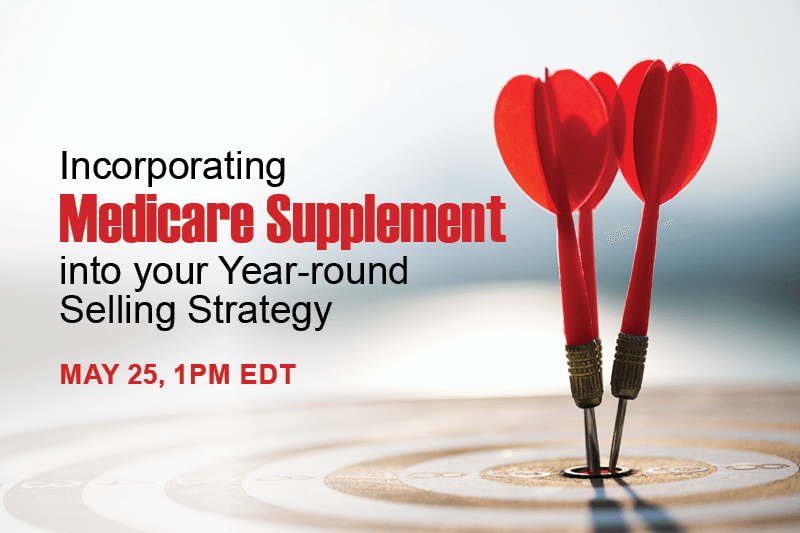 Incorporating Med Supp into your selling