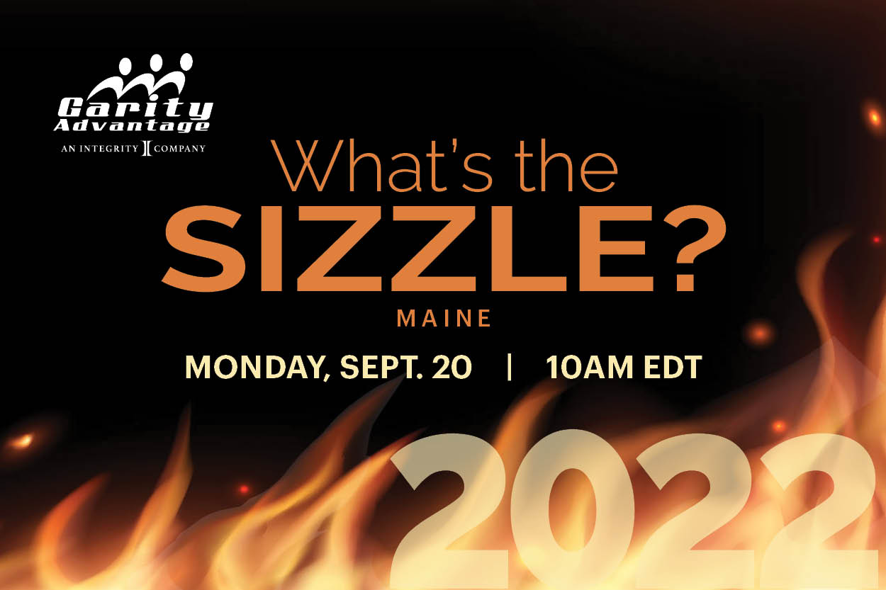 Whats the Sizzle? ME 9/20 10am