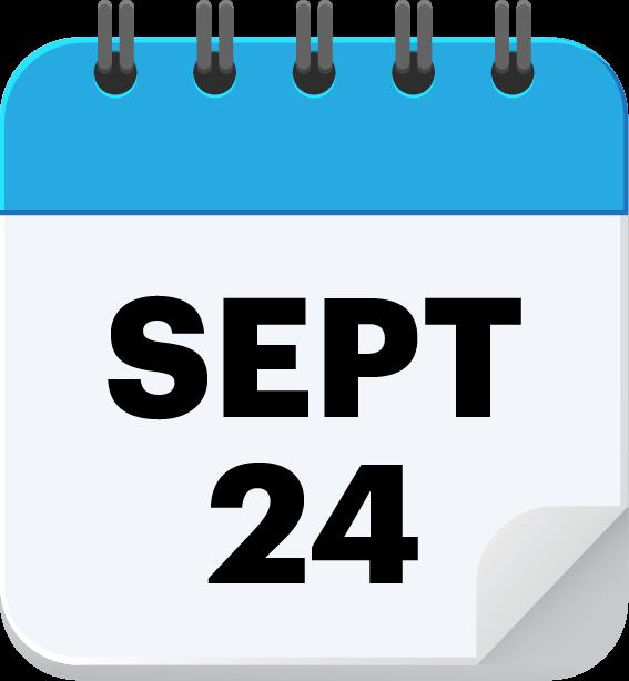 Sept 24