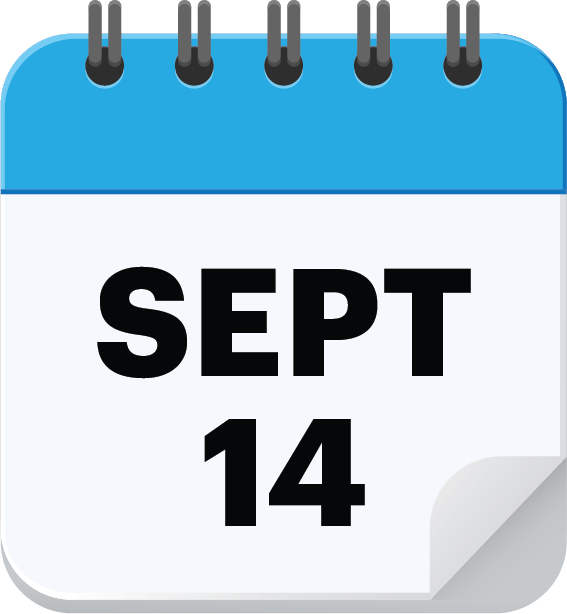 Sept 14