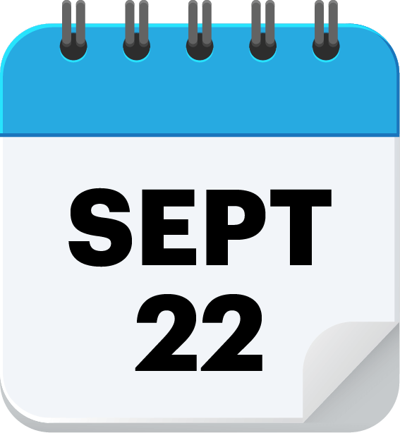 Sept 22