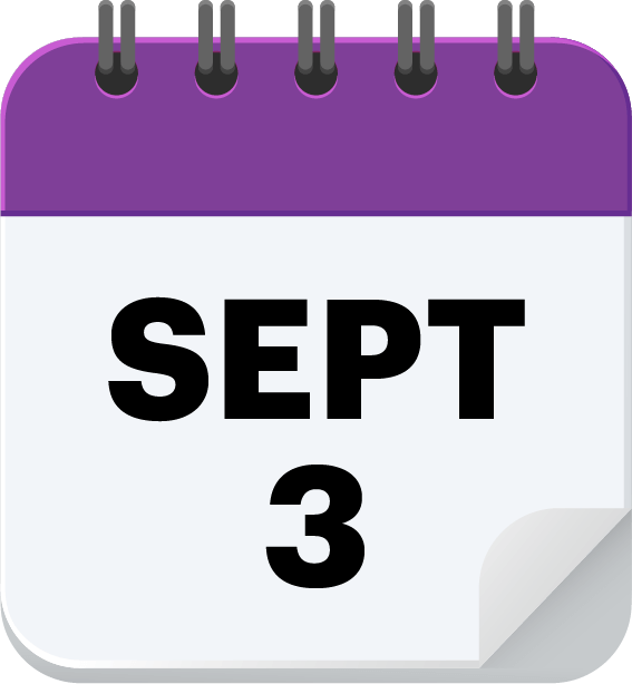 Sept 3