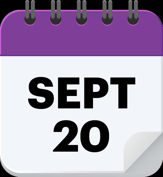 Sept 20