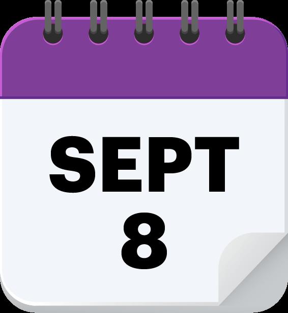 Sept 8