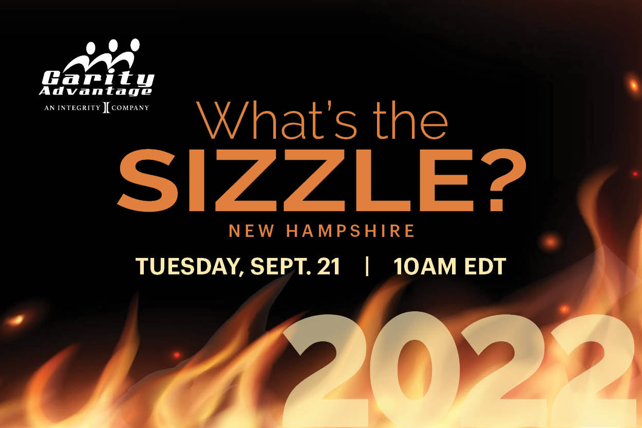Whats the Sizzle? NH 9/21 10am